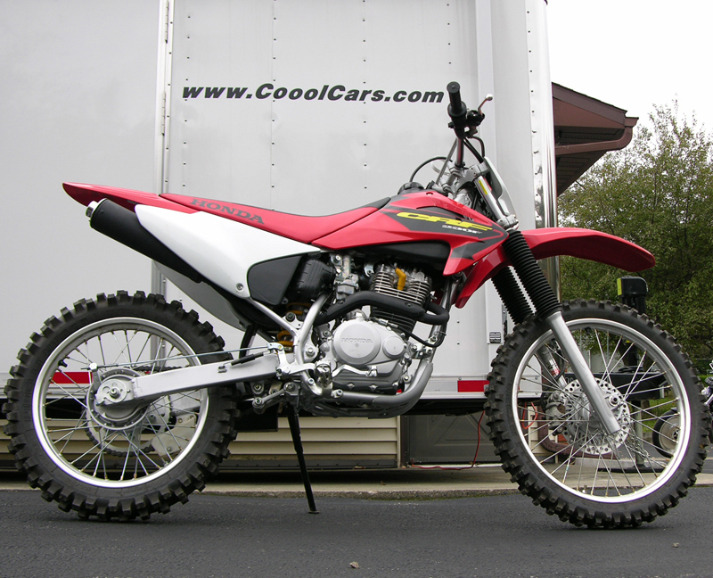Used honda dirt bikes for sale by private owner 2017 for Uses for dirt